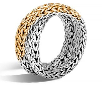 Women's John Hardy 'Classic Chain' Overlap Ring $650 thestylecure.com