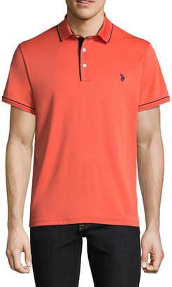 U.S. Polo Assn. USPA Short Sleeve Performance Polo Shirt