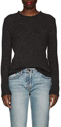 The Row Women's Droi Brushed Cashmere-Blend Sweater