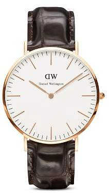 Daniel Wellington Classic York Watch, 40mm