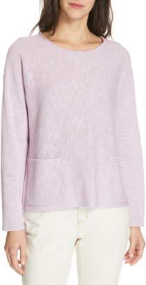 Eileen Fisher Box Sweater