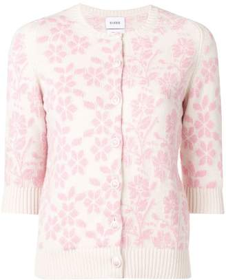 Barrie button-up cardigan
