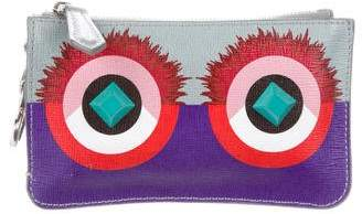 Fendi Monster Key Pouch