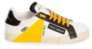 Dolce & Gabbana Milano Low-Top Sneakers