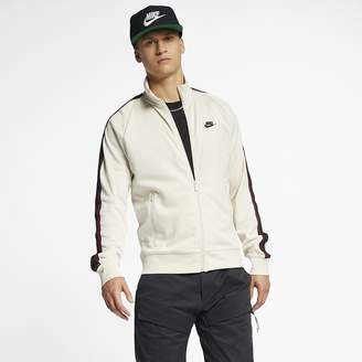 Nike Men's Knit Warm-Up Jacket Sportswear N98