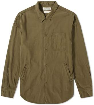 Remi Relief One Pocket Shirt Jacket