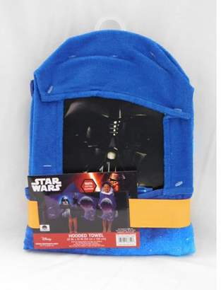 Disney Star Wars Hooded Bath Towel