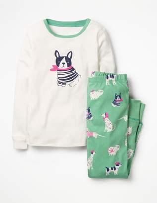 Boden Cosy Long John Pajamas