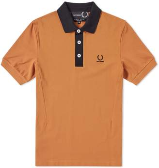 Raf Simons Fred Perry X Fred Perry x Contrast Collar Polo