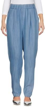 Andrea Morando Denim pants - Item 42640852NP