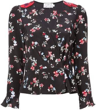 Tanya Taylor floral-print top