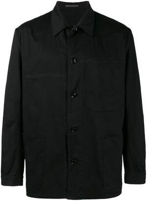 Yohji Yamamoto Work shirt jacket