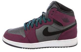 Nike Jordan Girls' 1 Retro Sneakers
