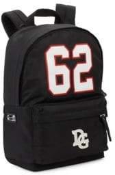 Dolce & Gabbana Kid's 62 Black Backpack
