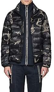 Canada Goose Men's Brookvale Camouflage Down-Quilted Coat - Black Pat.