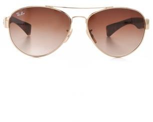 Ray-Ban Metal Sunglasses