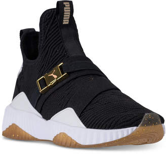 769ae0ccfee ... Puma Women Defy Mid Casual Sneakers from Finish Line