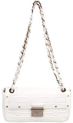 Versace Patent Leather Shoulder Bag