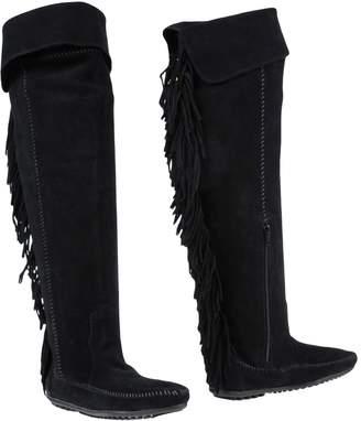 Minnetonka x MAJE Boots