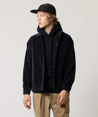 United Arrows (ユナイテッド アローズ) - UNITED ARROWS & SONS(ユナイテッドアローズ&サンズ)CORD COACH JACKET