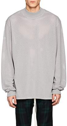 Fear Of God Men's Mesh Long-Sleeve Shirt