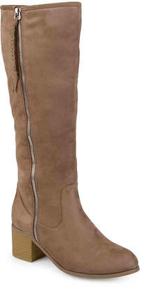 Journee Collection Sanora Wide Calf Boot - Women's