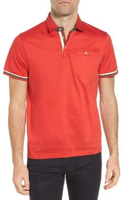 Ted Baker Puggle Trim Fit Polo