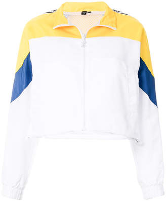 Opening Ceremony logo sleeve zip jacket