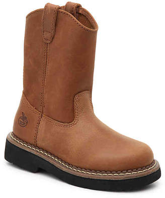 Georgia Boot Wellington Toddler & Youth Boot - Boy's