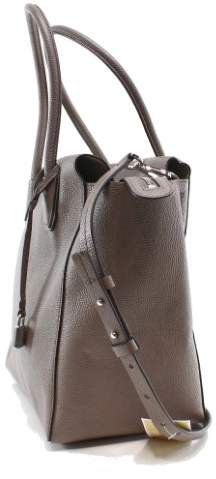 Michael Kors Mercer Large Leather Tote - CINDER - STYLE