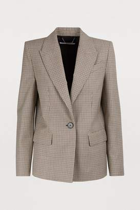 Givenchy Micro-check jacket