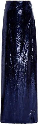 Dundas Sequined Maxi Skirt