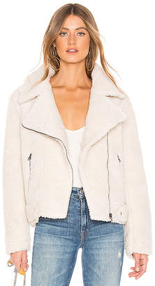 ASTR the Label Brooklyn Faux Fur Jacket