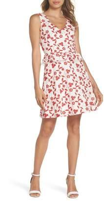 Heartloom Aubrey Embroidered Cotton Dress