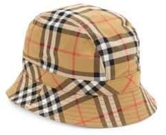 Burberry Rainbow Check Bucket Hat