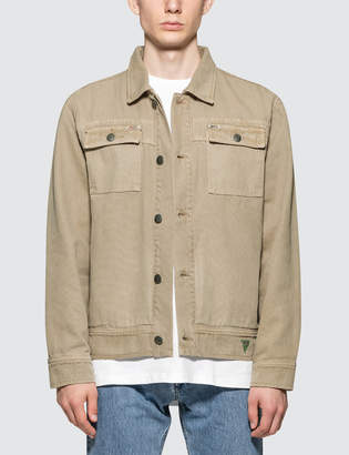 GUESS x Infinite Archives Canvas Worker Jacket
