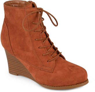 Journee Collection Magely Wedge Bootie - Women's