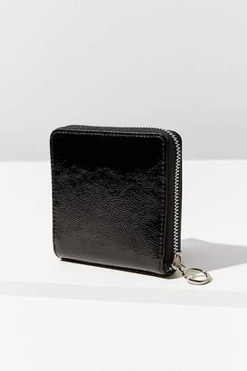 Urban Outfitters Square Zippered Wallet