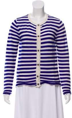 Marni Cashmere Striped Cardigan