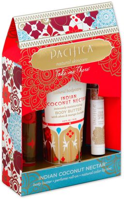 Pacfica® 3-Count Indian Coconut Nectar Take Me There Set $17.99 thestylecure.com