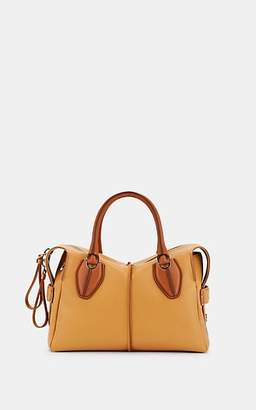 Tod's Women's Leather Medium D Bag - Beige, Tan