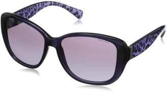 Ralph Lauren by Ralph by Women's 0RA5182 Round Sunglasses