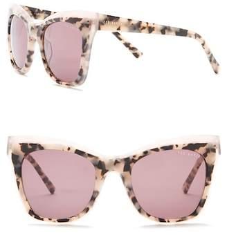 Ted Baker Women's Cat Eye 56mm Acetate Frame Sunglasses
