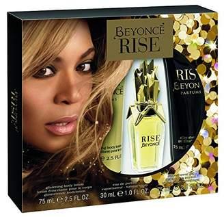 Beyonce Rise Eau de Parfum, Shower Gel and Body Lotion Gift Set