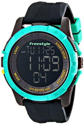 Freestyle (フリースタイル) - フリースタイルUSA Kampus XL Watch One Size ブラック/アクア