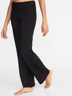 Old Navy Mid-Rise Wide-Leg Yoga Pants for Women
