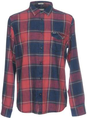 Wrangler Denim shirts - Item 42681941FN