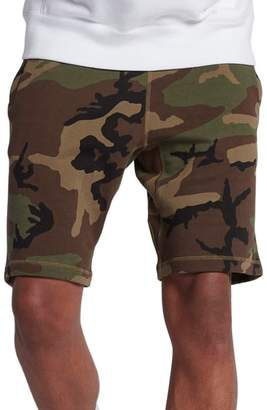 Nike SB Camo Shorts
