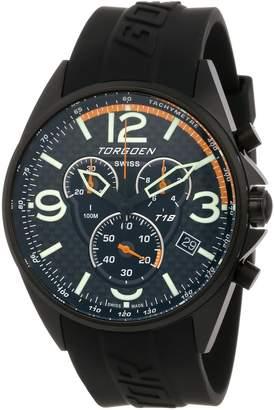 Torgoen Swiss Men's T18304 T18 Series Sport Analog Watch