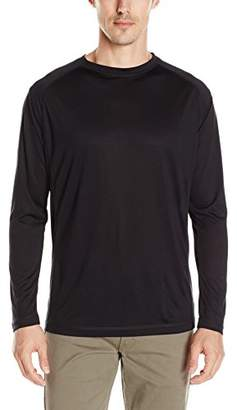 Wrangler Authentics Men's Big-Tall Long Sleeve Performance Tee